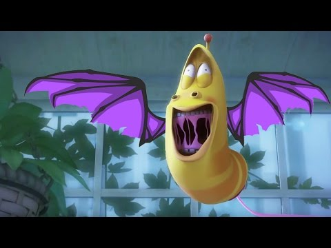 LARVA ❤️ The Best Funny cartoon 2017 HD ► La DRACULA ❤️ The newest compilation 2017 ♪♪ PART 72