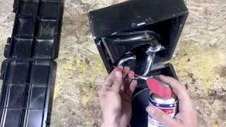 Патефон Северный Пресс  Полная реставрация, обзор и звучание