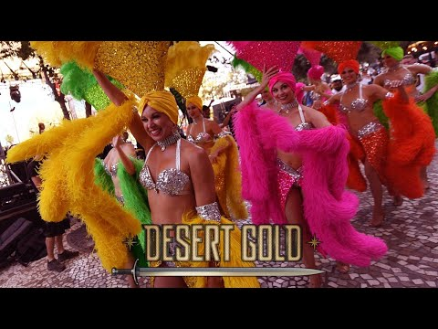 How the Golden Knights created a spectacle worthy of Las Vegas I 'Desert Gold' Ep. 3 I NHL on NBC