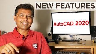 AutoCAD 2020 NEW FEATURES | AUTOCAD 2020 SYSTEM CONFIGURATION