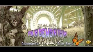 Vince @ Pandemonium Festival 2013