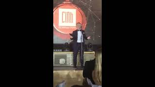 Приветственная речь Савелия Либкина. Церемония награждения Премия СОЛЬ 2017