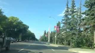 Regina, Saskatchewan, Canada - Albert Street (Main Street)