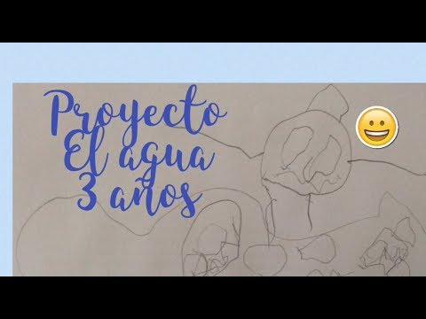Proyecto El Agua 4º De Educación Infantil 2017 18 Youtube