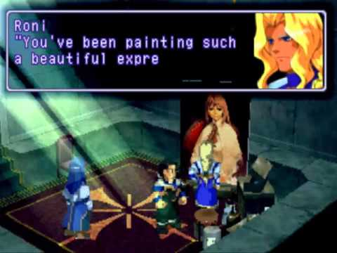 Let's Play Xenogears - Part 109 - On That Day 500 Years Ago