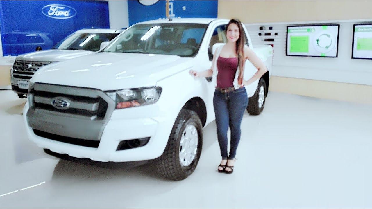 p  nueva ford ranger   xls  diesel  caracteristicas interiores youtube