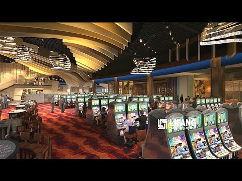 Casino 3D Architectural renderings & Animation by LIFANG VISION
