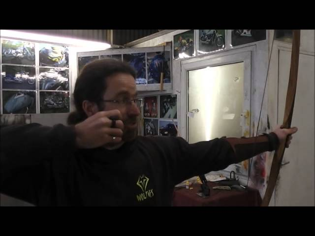 Instinctive Archery - Maximizing Bow Energy