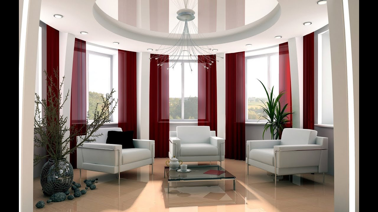 2018 round living room rund for Latest living room styles