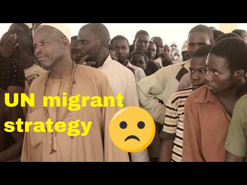 How is the UN preparing migrants in their journey to Europe refugee crisis OIM Global migration
