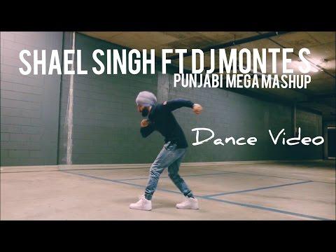 Punjabi Mega Mashup Shael Singh Ft Dj...