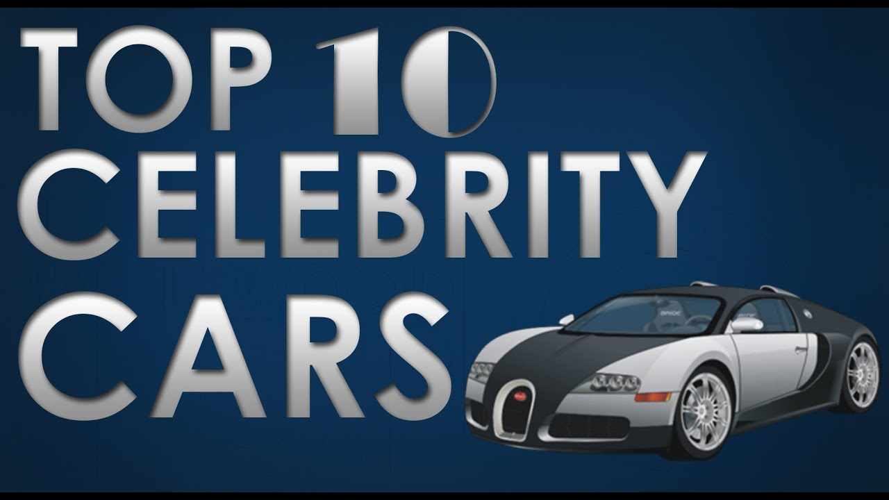 Stars and Their Cars: 64 Celebrities and Their Rides - Zimbio