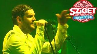 Klaxons Live - Rhythm Of Life @ Sziget 2014
