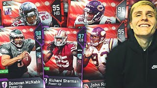 LEGENDARY GAUNTLET REWARDS Pack n Play with *ALL FIVE GAUNTLET MASTERS* - 25 Days of Mutmas