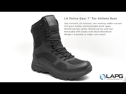 LA Police Gear - Tac Athlete Boot