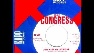 Halos - JUST KEEP ON LOVING ME! (1965)