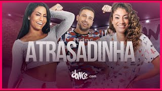 Atrasadinha - Felipe Araújo ft. Ferrugem | FitDance TV (Coreografia) Dance Video