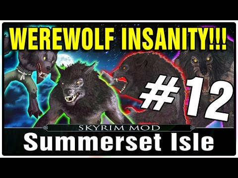 Skyrim Summerset Isles Mod Walkthrough