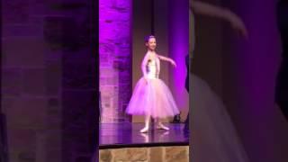 Ella's ballet