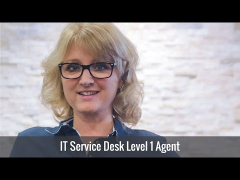 TATA Consultancy Services – IT Service Desk Level 1 Agent