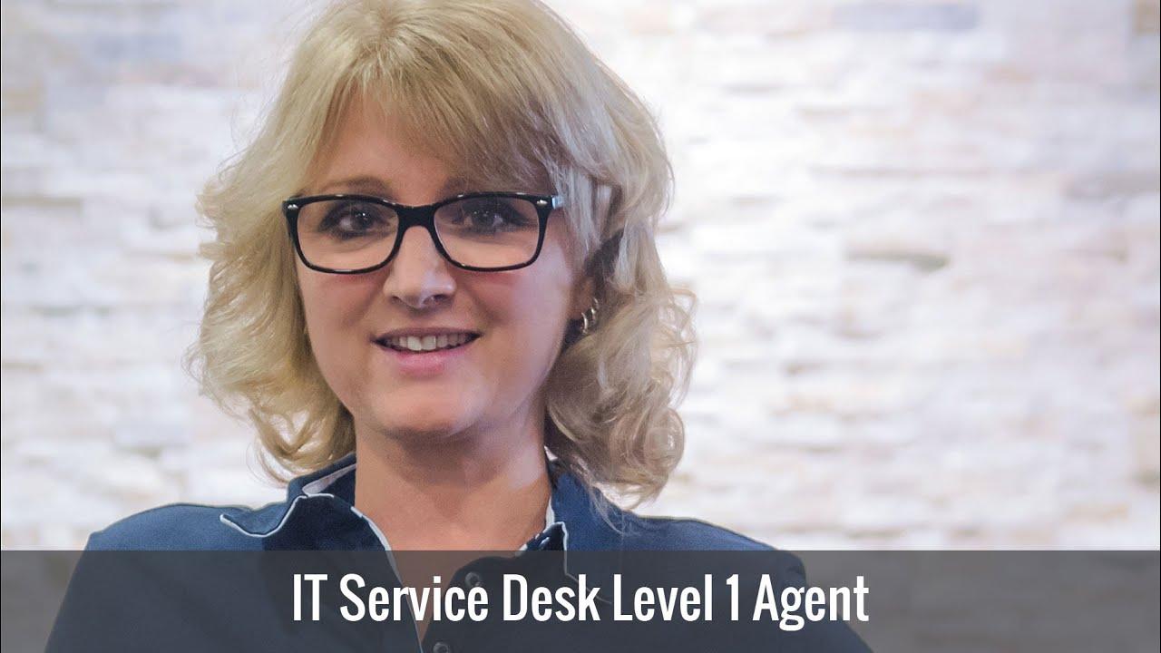 Tata Consultancy Services It Service Desk Level 1 Agent