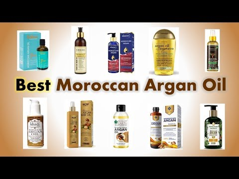 Best Moroccan Argan Oil in India with Price 2019 | For Hair,