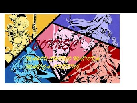 "Mahou Shoujo Madoka Magica-Opening-""CONNECT"""