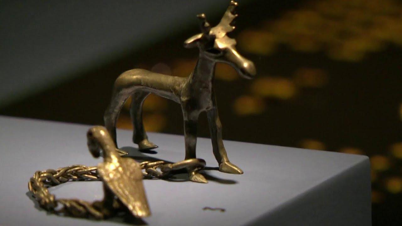 Крымские музеи пытаются вернуть скифское золото на Родину