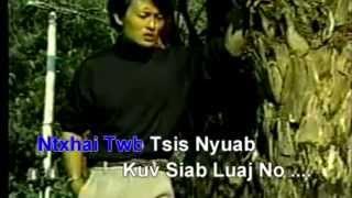 Pov Thoj - nco qub hluas nkauj - instrumental + lyrics