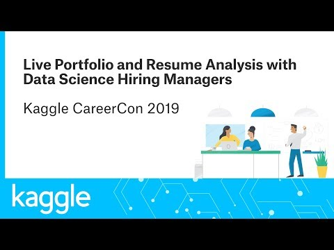 Live Portfolio And Resume Analysis With Data Science Hiring Managers   CareerCon 2019  Kaggle