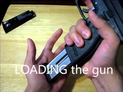 How To Use A Handgun / Semi-auto Pistol