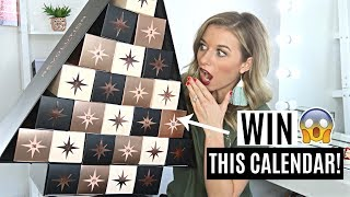MAKEUP REVOLUTION ADVENT CALENDAR 2018 | *HUGE CHRISTMAS TREE*