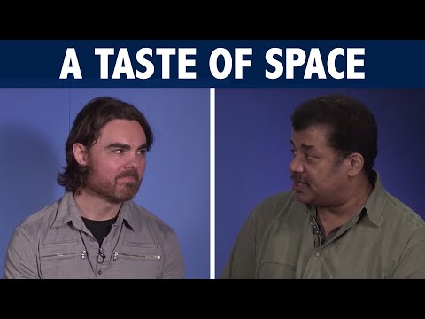 Cosmic Queries: A Taste of Space, with Matt O'Dowd and Neil deGrasse Tyson | Full Episode