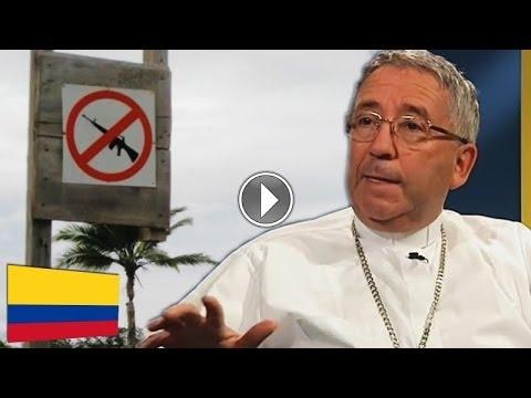 Mons. Guillermo Orozco Montoya Obispo de Girardota, Colombia