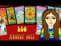 LEO  AUGUST 2017 Eclipse in your sign! - Tarot psychic reading forecast predictions eclipse