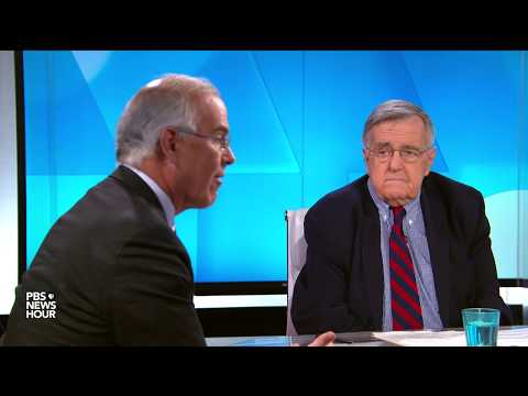 PBS NewsHour: Shields and Brooks on family separation at the border, remembering Charles Krauthammer