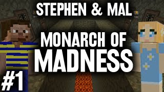 Download Stephen & Mal: Monarch of Madness #1