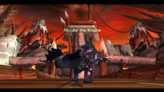 Muyke - Crit to the Limit. Feral Druid WoW 3.3.5 Crit-Montage.