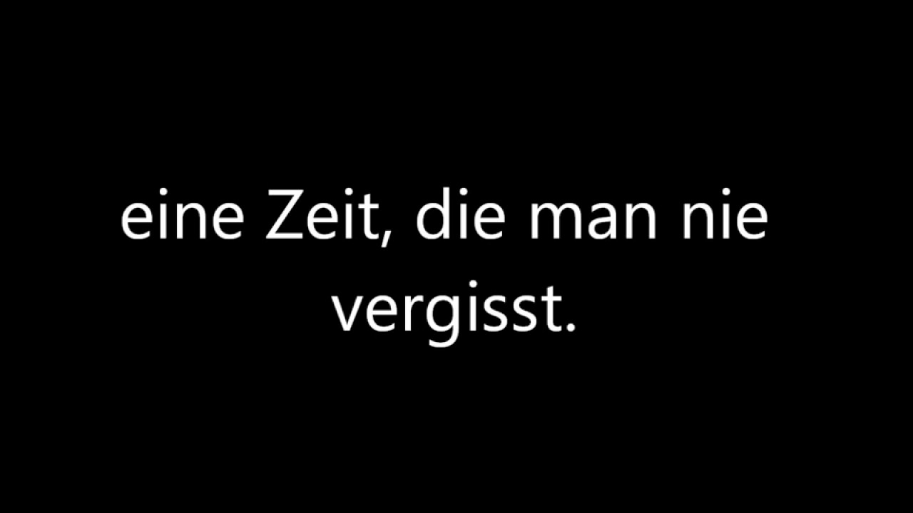 Böhse Onkelz Erinnerung Text