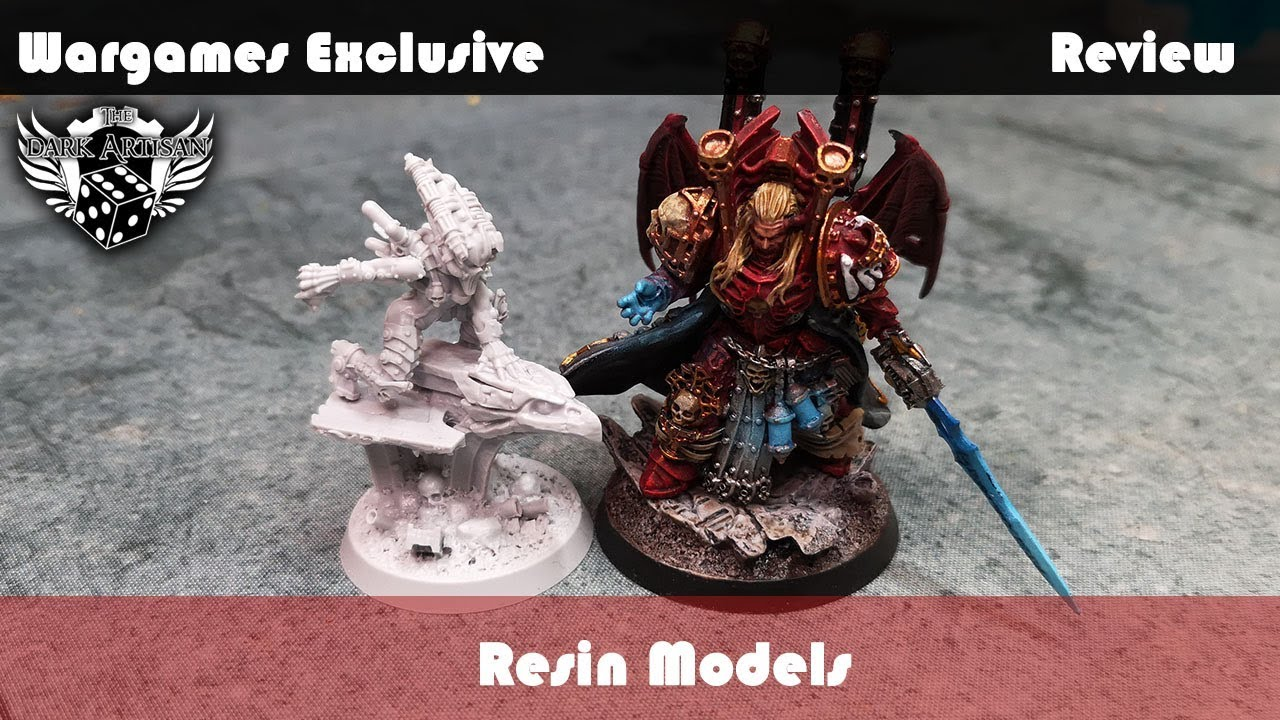 Wargames Exclusive Product Review Tau, Assassins, Typhus, Farsight