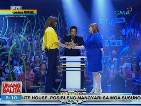 Rhea Santos, Connie Sison, Luane Dy at Nelson Canlas, sumabak sa 'Jackpot En Poy'