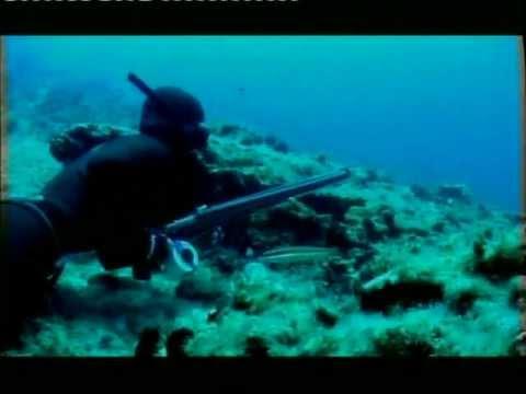Chasse sous-marine .. l'archipel grec (CSM Tunisia)