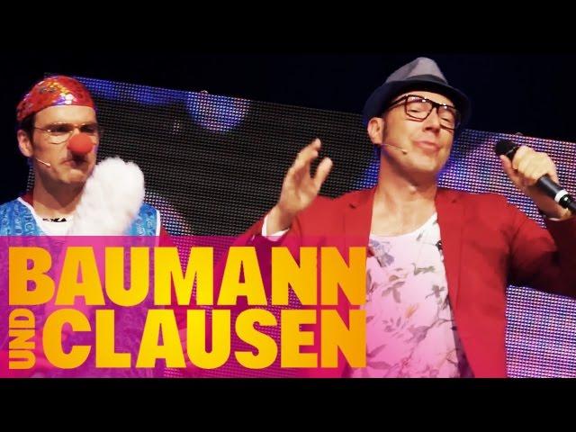 Baumann und Clausen - Die Rathaus-Amigos - Schwiegermama Song