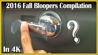 Opps! I Did It Again! | 2016 Fall Bloopers | DriveAndBeDriven Blunders