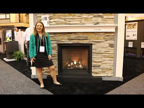Napoleon Altitude AX36 Gas Fireplace - Overview