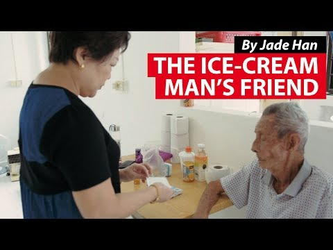 The Ice-cream Man's Friend | Singapore's Elderly Poor | CNA Insider