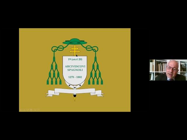 (IT) La committenza artistica degli Arcivescovi spagnoli per la diocesi di Palermo. 13 Maggio 2021