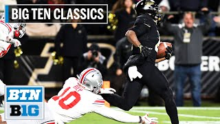 Blough-to-Moore Connection Helps Purdue Rout No. 2 Ohio State | Oct. 20, 2018 | Big Ten Classics