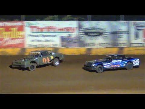 Street Stock Battle-#04 Tardio vs. #3:3 Case @ Sunset Speedway 2018