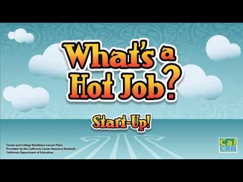 What's a Hot Job?